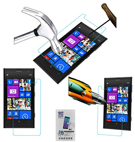 Acm Tempered Glass Screenguard for Nokia Lumia 1020 Screen Guard Scratch Protector  available at amazon for Rs.179
