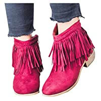 Tassel Boots for Women - Women
