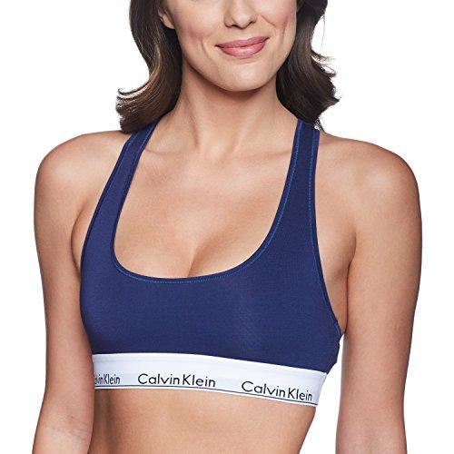 Calvin Klein Women's Modern Cotton Bralette Bra
