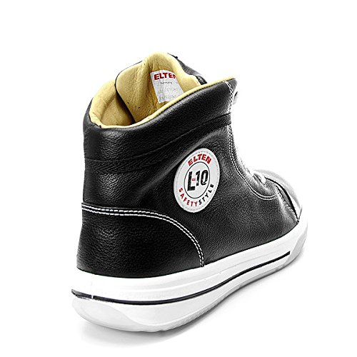 """Elten 761081-37 - Formato 37 esd s3 """"ombra metà"""" calzatura di sicurezza - multicolore"""