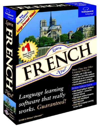 Learn French Now! 9 (PC/Mac) Test