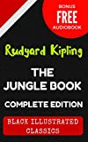 Image de The Jungle Book - Complete Edition: By Rudyard Kipling - Illustrated (Bonus Free