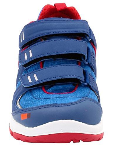 VAUDE Kids Pacer Cpx II, Jungen Outdoor Fitnessschuhe, Blau (Blue 300), 33 EU (1 Kinder UK)