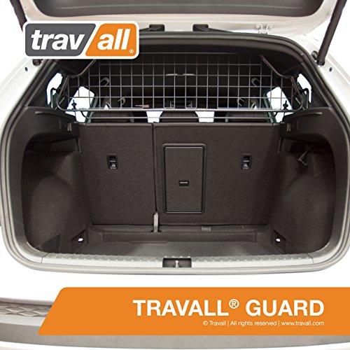 Travall® Guard Hundegitter TDG1524 - Maßgeschneidertes Trenngitter in Original Qualität