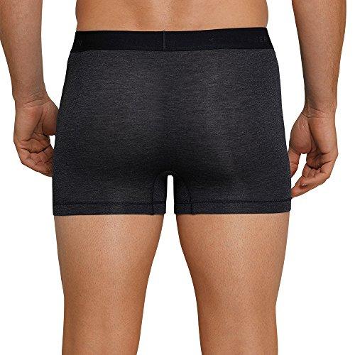 Schiesser Personal Fit Shorts, Boxer Uomo Blu (Nachtblau 804)
