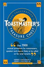 The Toastmaster's Treasure Chest