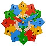 Skillofun Wooden Construction Your Clock...