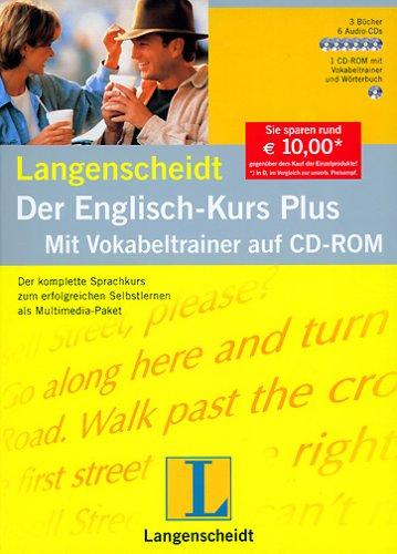 Langenscheidt - Der Englisch-Kurs Plus