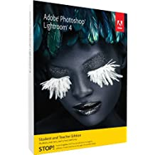 Adobe Photoshop Lightroom 4 Student and Teacher* WIN & MAC