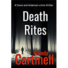 Death Rites (Crane and Anderson crime thrillers Book 1) (English Edition)
