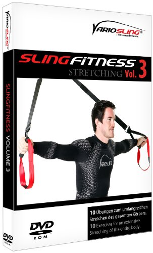 Zoom IMG-1 variosling dvd fitness con bande