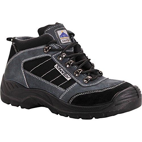 Portwest Mens Steelite Trekker Boot Black