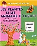 """Afficher """"Les Plantes et les animaux d'Europe"""""""
