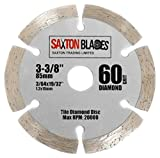 Best Tile Saws - Saxton 85mm Diamond Tile Circular Saw Blade Worx Review