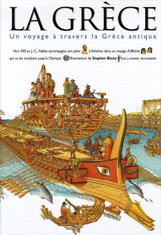 """<a href=""""/node/46877"""">La Grèce  Un voyage à travers la grèce antique</a>"""
