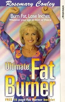Rosemary Conley: Ultimate Fat Burner [VHS] by Vci