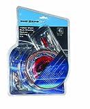 Sub-Zero Ice GL203 Kit di Cavi Amplificatori, 1000W Sub Woofer 2-Canali
