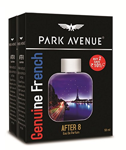 Park Avenue Genuine French After 8 EDP, 50ml (Pack of 2, 101 off)