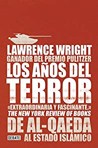 Los años del terror par Lawrence Wright