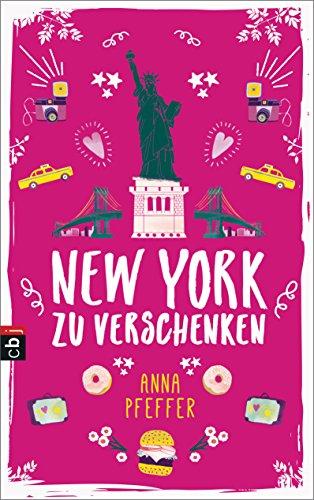 Buchseite und Rezensionen zu 'New York zu verschenken' von Anna Pfeffer