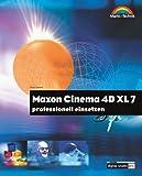 MAXON CINEMA 4D XL 7 3D-Design für Profis (Digital Studio Pro)