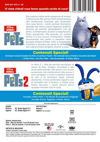 Zoom IMG-1 pets collection 1 2 box