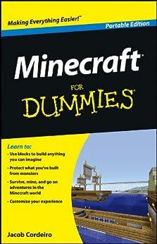 Minecraft For Dummies by [Cordeiro, Jacob]