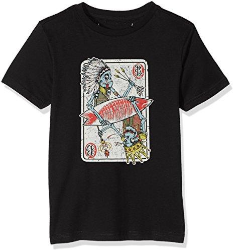 Madking Billabong-Maglietta a maniche corte da ragazzo, taglia: 14 anni (taglia del produttore: 14)