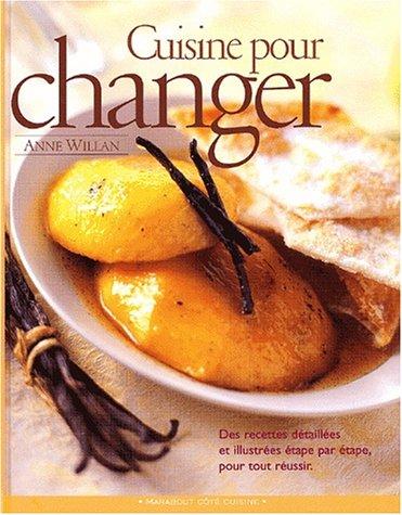 Cuisine pour changer