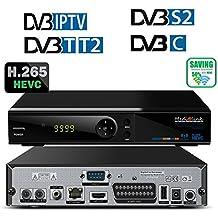Medi@link S2 HEVC ML6500 STC - Dispositivo multimedia para televisión