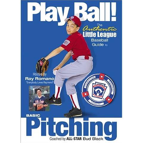 Play Ball: Basic Pitching
