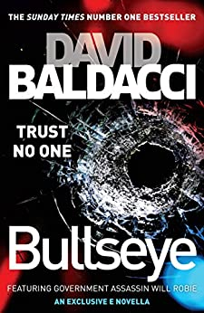 Bullseye (Will Robie) by [Baldacci, David]