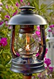 Original DIETZ Gartenlampe mit Reflektor