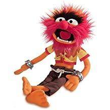 The Muppets Most Wanted Exclusive 17 Inch Plush Figure Animal by The Muppets