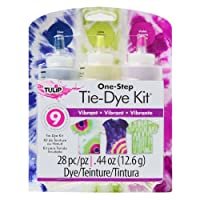 I Love To Create Tulip One-Step Tie-Dye Kit-Vibrant