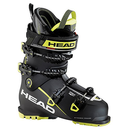 Head Ski 130 (Head Vector Evo 130 Alpinskischuhe (black/anth-yellow), MP 29.5)