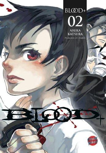 Blood+, Band 2