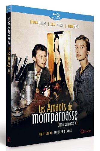 Montparnasse 19 [Blu-ray] [FR Import] im Preisvergleich