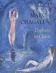 Daphnis et Chloé : Gouaches
