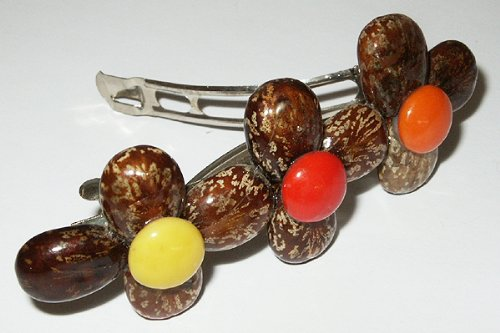 Samen und Smarties - Haarspangen - Hairclip, Kopfschmuck, (Kostüme Smarties)