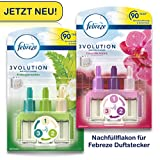 Febreze SET 3Volution Duftstecker 2x Nachfüllflakon Frühlingserwachen +Orchidee