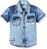 PalmTree Boys' Shirt (131246515718 5000 DX WASH(5000) 12)