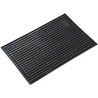 Fußmatten Automatten Velours für Ford KA 01//2009/> schwarz set 4  Stücke
