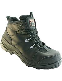 Rockfall - Calzado de protección para hombre , color Negro, talla 45 EU