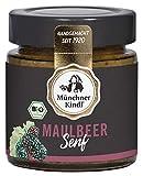 Münchner Kindl Senf Bio Maulbeer Senf, 125 ml