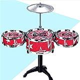 74888c1430f14 Lorenlli Niños Niños Educativos Juguete Rock Batería Simulación Instrumentos  Musicales