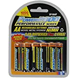 Power2000 AA Rechargeable Batteries