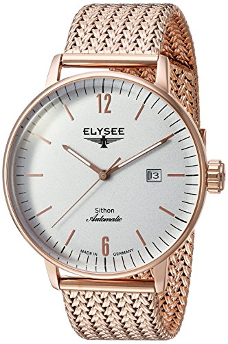 Elysee Mens Watch Classic Sithon Automatic 13282M