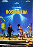 Out of Rosenheim - Percy Adlon - Filmposter A3 29x42cm
