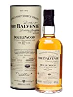 Balvenie 12 Year Old Double Wood Small Bottle by Balvenie